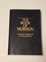 Vintage 1981 The Book of Mormon, Another Testament of Jesus Christ