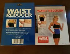 Waist Reducer waist trimmer Lower Back Support Losing Weight One Size Fits Most