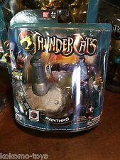 2011 Bandai Thundercats Cartoon Action Figure Round Card MIB - PANTHRO