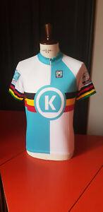 BNWT World Cross Championship cycling jersey maillot cyclisme maglia ciclismo