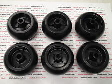 10715 (LOT of 6) Deck Wheels replace Bob Cat 2721512