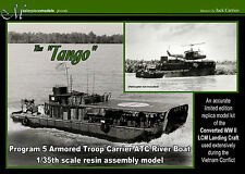 "1/35th Scale PGM V Armored Troop Carrier ""the Tango"""