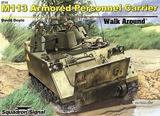 2ss5715a/ Squadron Signal - Walk Around 15 -  M113 Personnel Carrier - TOPP HEFT