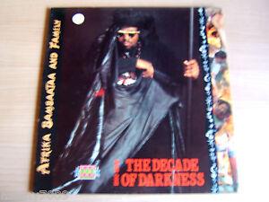 DISCO VINILE=Afrika Bambaataa & Family – The Decade Of Darkness 1990-2000