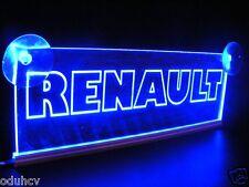 12V LED Intérieur cabine Feu plaque pour RENAULT CAMION NEON ILLUMINE TABLE