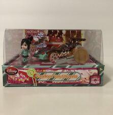 Disney Store Exclusive Wreck-It Ralph Vanellope Von Schweetz Racer - New in BOX!