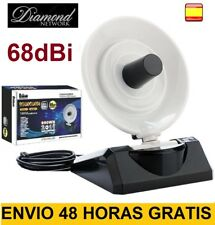 Antena Wifi Adaptador USB 68dBi DIAMOND Largo alcance 9900000N 14KM