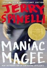 Maniac Magee Spinelli, Jerry Paperback