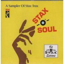 Stax Soul Sampler Music CDs