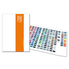 RAL F5 Classic colour guide - Brand New Unused - Shows all the Classic colours