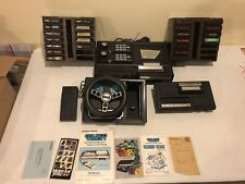 Vintage ColecoVision Console Bundle w/ Expansion Module 1 & 2 +23 Games Works