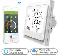 WiFi Smart Thermostat Temperature Controller for Water/Electric floor Heating