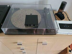 Rega Planar 1 Turntable + Rega fono mini A2D.