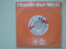 Miguel Bose - Linda/ Mi libertad 7'' Single PROMO GERMANY