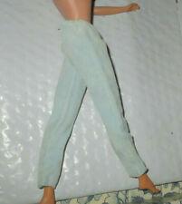 """New ListingVintage Mattel Barbie Doll Blue Velvet Pants """"Mood For Music"""" #940 1960"""