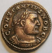Top FOLLIS Constantius I. genio 9,98 gr 27,6mm