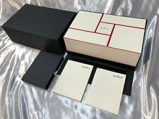 UY200  BLANCPAIN  Box Case Genuine Booklet*4  cross