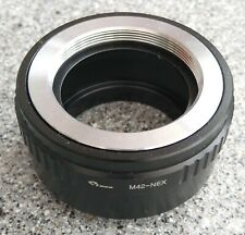 M42/Universal (thread-mount) to Sony E-Mount (NEX) Adaptor Ring - Pixco