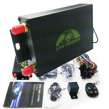 TK105B GPS Tracker RFID Vehicle Car track system Remote Control Tracking Devices