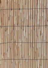 "Gardman R669 Split Bamboo Fencing 13' Long x 6' 6"" High 7' H"