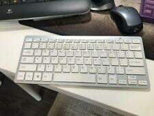 Wireless Keyboard 2.4G Ultra-Slim for Windows with USB Receiver-JETech