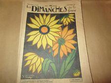 les dimanches de la femme  301 ...1927
