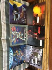 RATT Out Of The Cellar - Europe Final Countdown - Y&T - Def Leppard Lp Lot