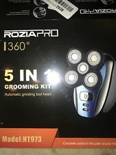 RoziaPro 360 5 in 1 Grooming Kit(HT974)