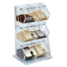 Envase Porta Plegarias En Plexiglás Para Heladería 25x20x40, 5 CM Errenne