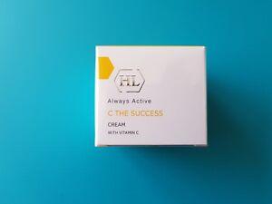 HL Holy Land C the Success Anti Aging Cream 50 ml + samples