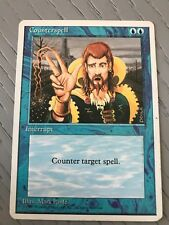 Counterspell - Fourth edition