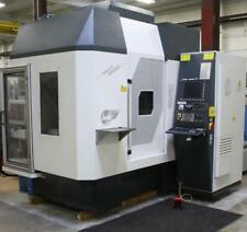 Haas Multigrind HT 5-Axis CNC Tool and Cutter Grinder – LMC #33296