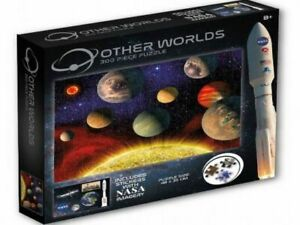 300 Piece Jigsaw Nasa Space Planet Puzzle Toy Game Adult Kids