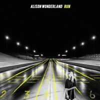 Run - Alison Wonderland [New & Sealed] CD