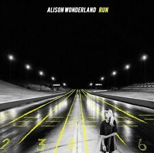 Run - Alison Wonderland (2015, CD New SEALED)