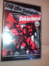 DVD - TOKIO HOTEL - Leb die Sekunde - Behind the scenes