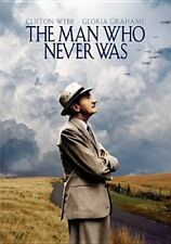 Man Who Never Was 0024543173236 With Moultrie Kelsall DVD Region 1