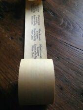 More details for vintage 1977 ticket roll london transport with ads unused kosset