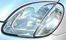 SLK Scheinwerferblenden 4-teilig Böser Blick SL 4-Augen Optik Mercedes Benz R170