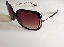 BNWTT 100% auth Missoni Ladies Brown sunglasses, Metal Panels & Logo. RRP £360