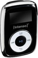 Intenso tragbarer MP3/Multimedia-Player Music Mover 8 GB Schwarz