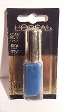 Vernis À Ongles Color Riche 610 Rebel Blue L'oréal