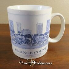 2006 Starbucks City Mug Orange County California 18 fl. oz. Architect Series