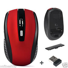 2.4GHz Wireless Gaming Mouse USB Receiver Pro Gamer For PC Laptop Desktop CHEAP