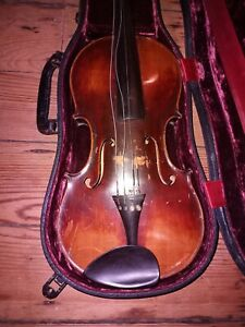 Antique Giuseppe Guarnerius Cremona 1717 Violin for Repair