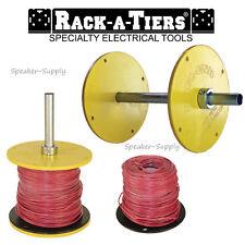Rack-A-Tiers Reel-End Wire Spool Repair Kit Damaged Cable #10 - #18 Gauge 17455