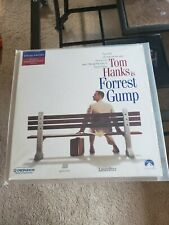 "Forrest Gump : Deluxe Edition - 12"" Laserdisc"