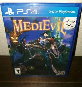 Medievil (Sony, PlayStation 4, 2019) New, Complete, Unopened