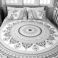 Indian Mandala Double Queen Size Bedding Boho Duvet Cover Bohemian Comforter Set