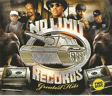 NO LIMIT RECORDS GREATEST HITS MIXTAPE 2 DISC SET MASTER P TRU MYSTIKAL LIMITED